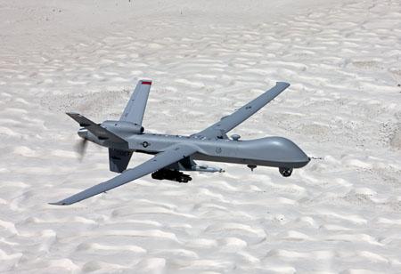 MQ-9 Reaper UAV