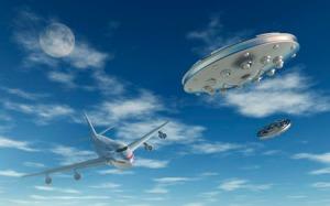 UFO Airplane