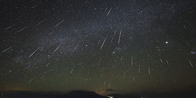 Geminids Meteor Shower
